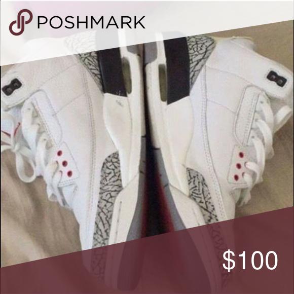 Jordan cement 3 Accepting trades! Shoes