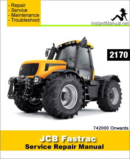 download jcb 2170 fastrac service repair manual pdf jcb fastrac rh pinterest com JCB Digger JCB 3C III