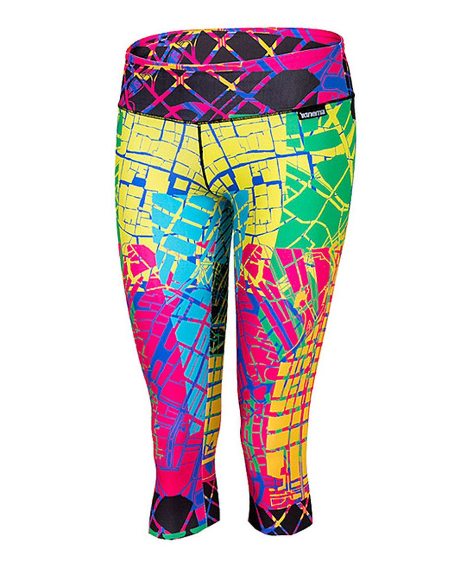 Look what I found on #zulily! Active Fit City Capri Leggings by Active Fit #zulilyfinds