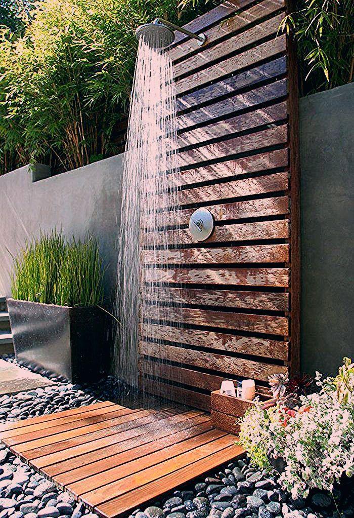 Photo of Gartendusche Sichtschutz – Ideen für die Outdoor-Dusche gesucht? – My Blog