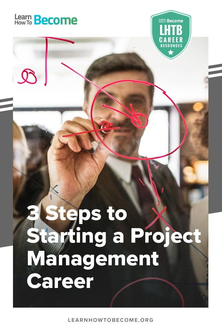 Launch a Project Manager Career in 3 Steps Project