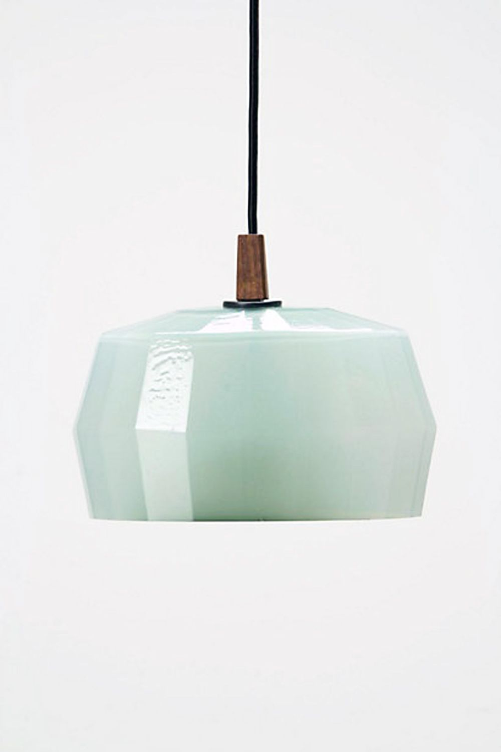 1930s Opaline Glass Lampshade Pendant Lamp Lamp Light