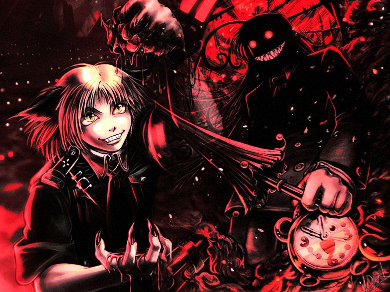 Hellsing Rip Van Winkle Anime And Manga Pinterest Anime Manga