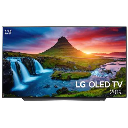 LG 55& C9 4K OLED TV OLED55C9 Fladskærms TV Billeder