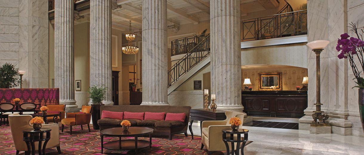 At The RitzCarlton, Philadelphia, experience