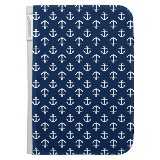 >>>Order          	Blue Anchors Pattern Cases For Kindle           	Blue Anchors Pattern Cases For Kindle today price drop and special promotion. Get The best buyDiscount Deals          	Blue Anchors Pattern Cases For Kindle Review on the This website by click the button below...Cleck Hot Deals >>> http://www.zazzle.com/blue_anchors_pattern_cases_for_kindle-222941130561302711?rf=238627982471231924&zbar=1&tc=terrest