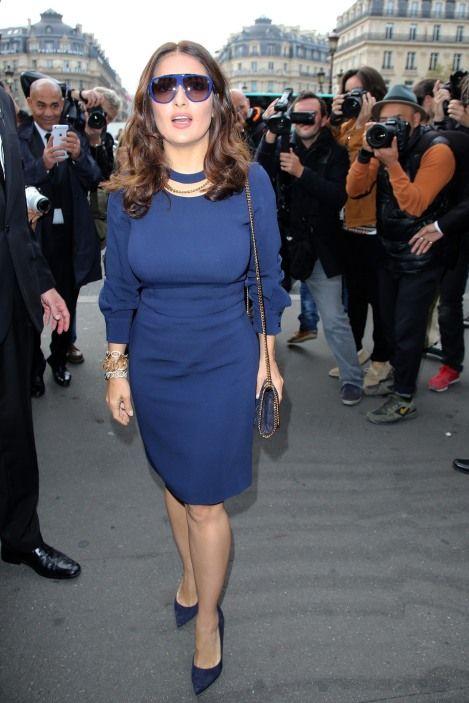 Los mejores looks de las celebridades | Outfits Salma Hayek