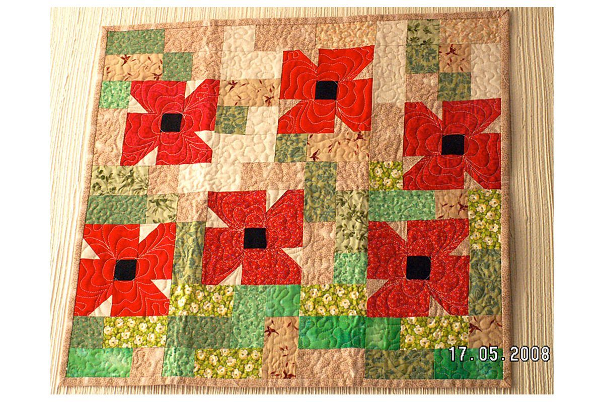 Get inspired to make a miniature quilt small quilts miniature