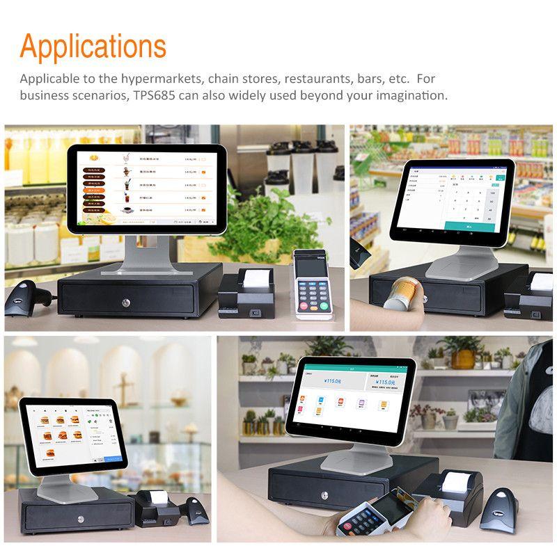 Telpo POS, Smart Retail cash register, android cash register