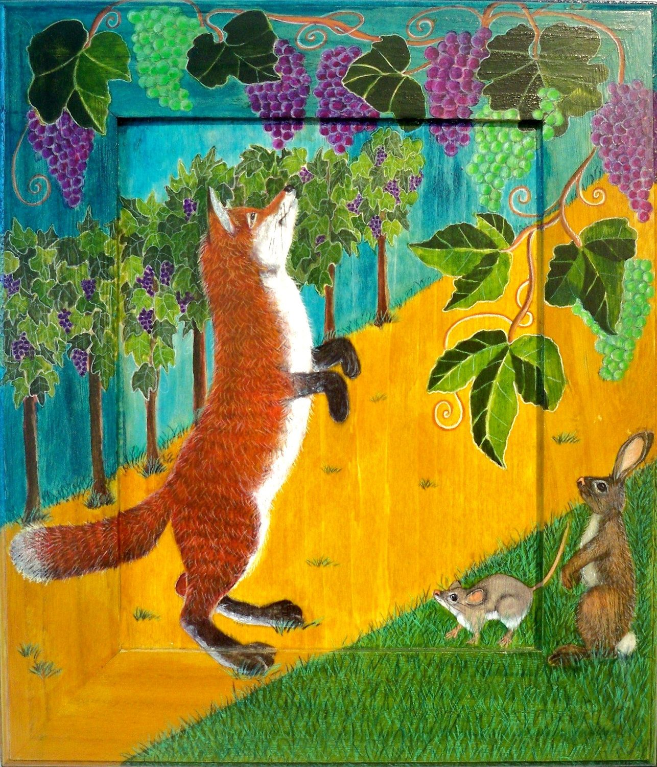 Fox Wall Art | Request a custom order and have something made just ...