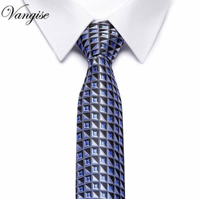 CityRander Brand Cravate Mens Neckties 2016 New Party Neck Tie Solid Gold Ties F