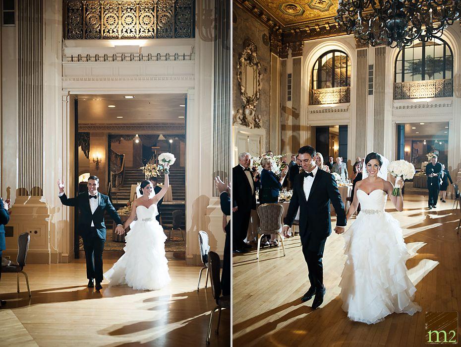 Hotel Dupont Philadelphia Wedding Photography
