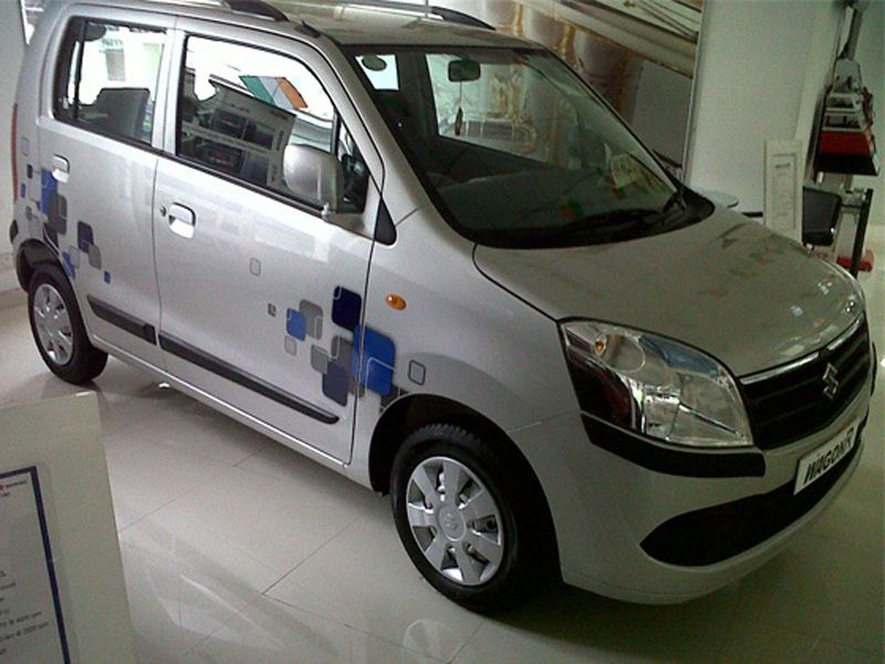 Maruti suzuki has brought in a limited edition car between the lxi s being called wagonr pro