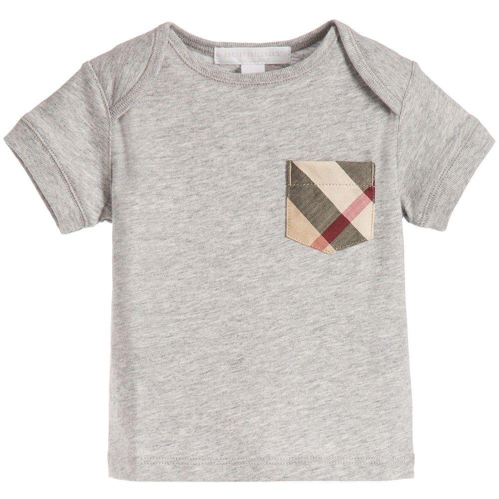 Boys Burberry T Shirt