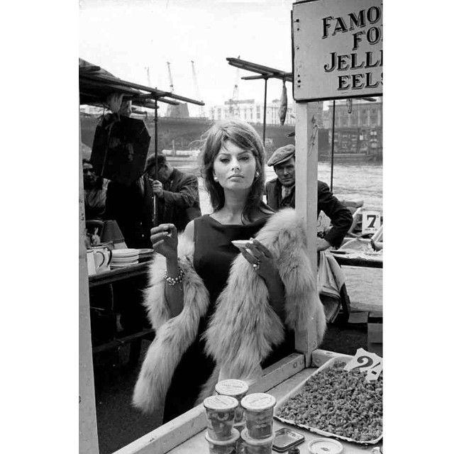 Sophie Loren turns 80 today.