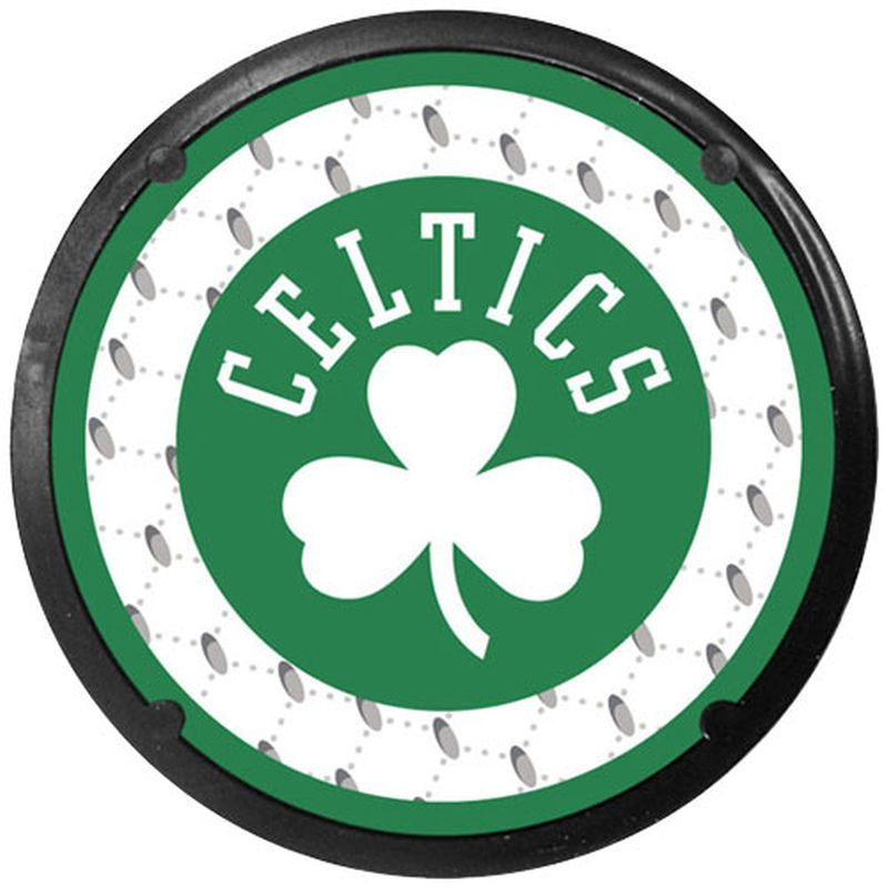 Boston Celtics Car Coaster Air Freshener | Auto accessories and Products