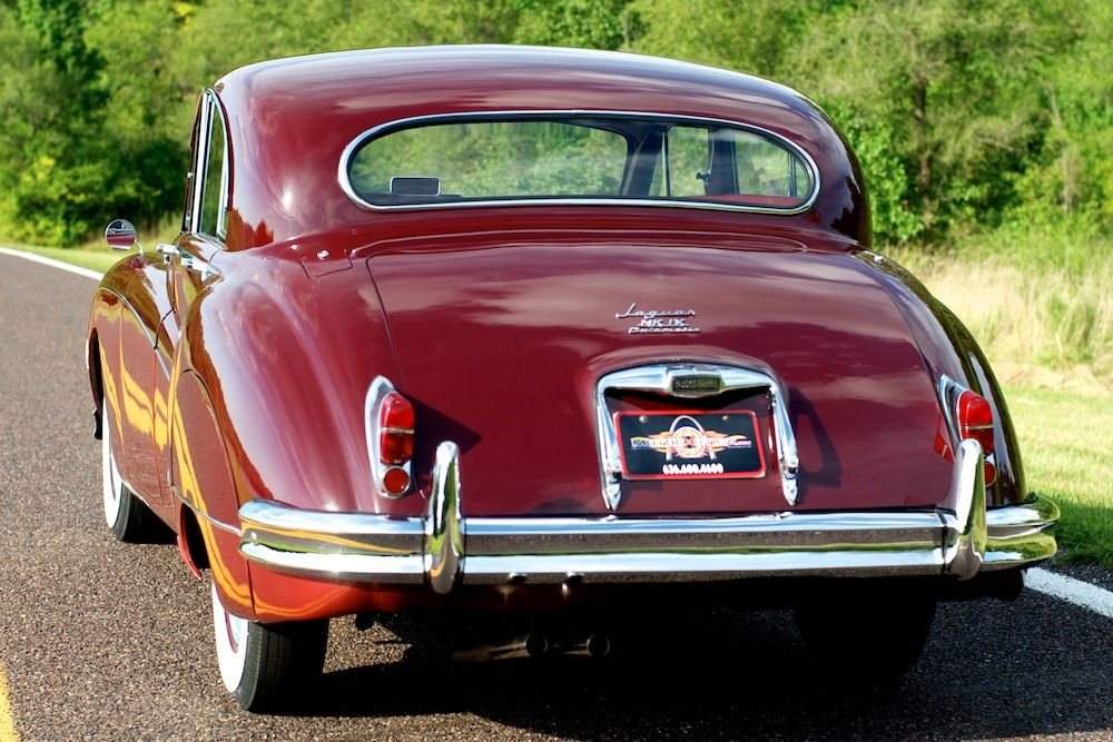 1959 Jaguar Mk IX Image 20 | Classic Cars | Pinterest | Cars