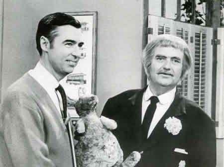 Captain Kangaroo Mr Rogers We Watched The Captain Every Morning From 8 9 Captain Kangaroo Mr Rogers Mister Rogers Neighborhood