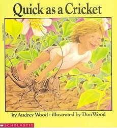 Chapel Hill Snippets Quick As A Cricket Visuals To Download Simile Lesson Plan Picture Book Simile Poems