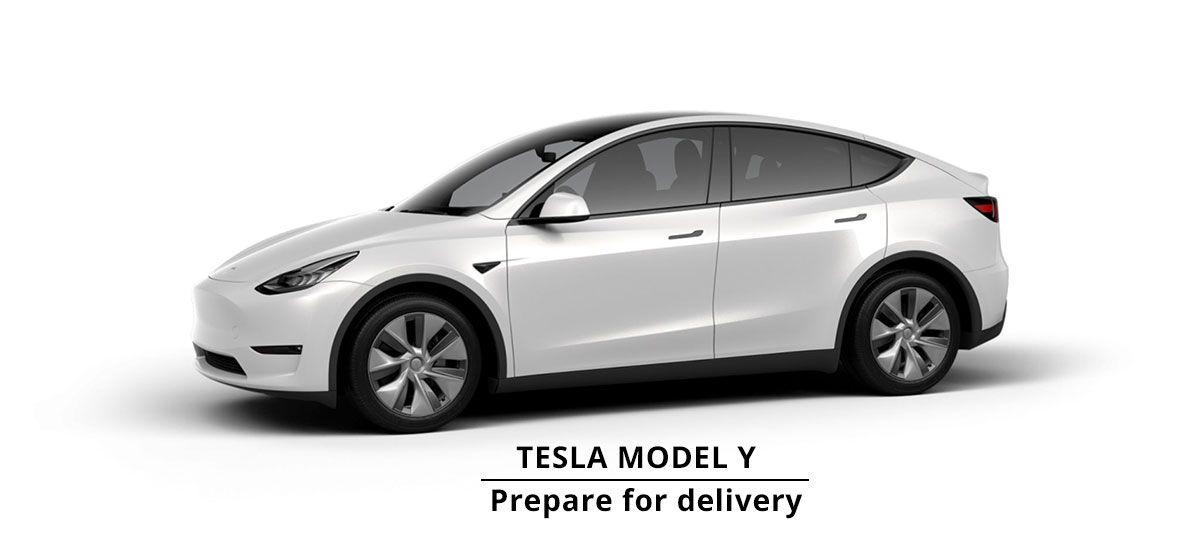 Tesla Model Y Owners Have Been Suggested Prepare For Delivery Including Rwd Orders Tesla Model Tesla Tesla Model X