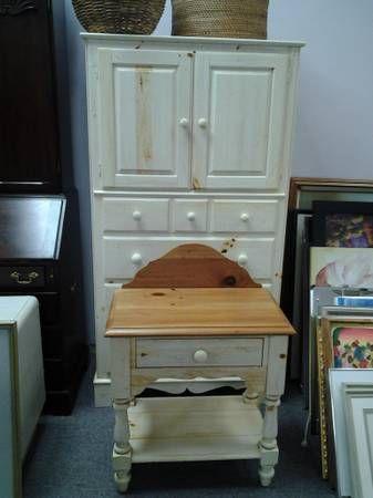 Ethan Allen Farmhouse Pine Pine Furniture Home Decor Furniture