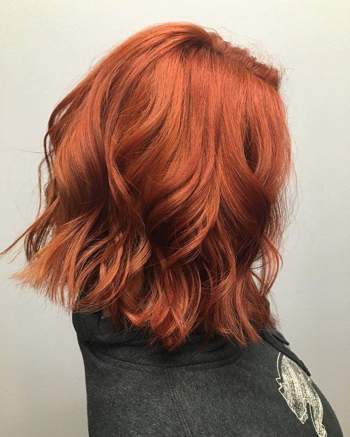 Auburn Hair Color For Autumn Hair Color Ideas