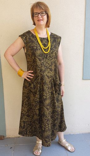 111401ede2 Thornberry in Pia Dress pattern. Lovely!