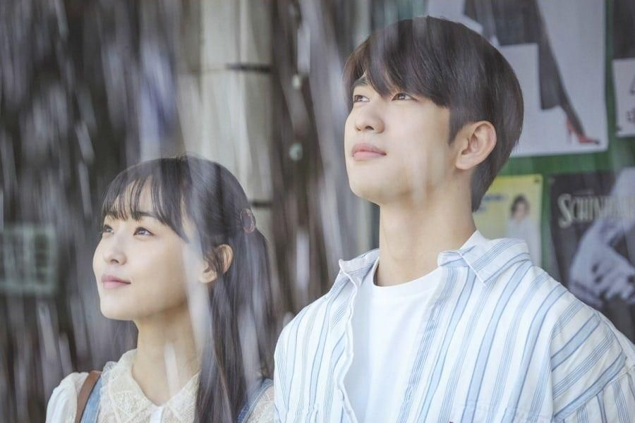 """GOT7's Jinyoung + Jeon So Nee Talk About Challenges Of Playing Characters From The '90s In """"When My Love Blooms"""""""