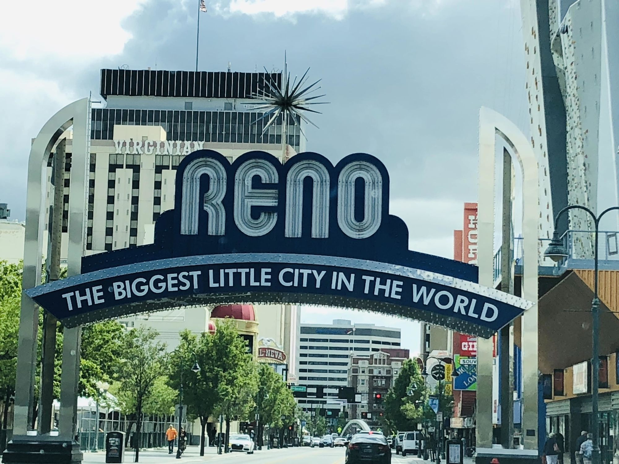 Reno The Biggest Little City in the World in 2020 (With