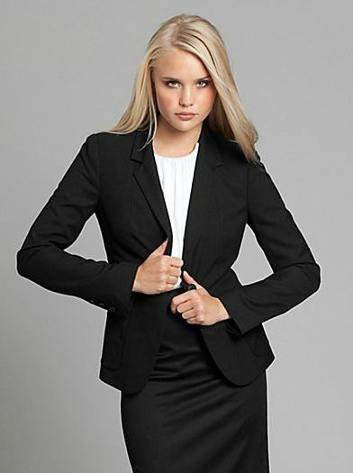 44ecb0e78ce Power suits for power females