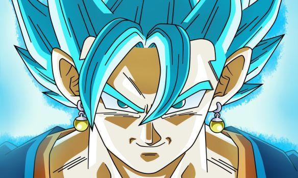 Goku Ssgss Face Dbs By Jaredsongohan On Deviantart Dragon Ball Wallpapers Dragon Ball Art Dragon Ball Super Goku