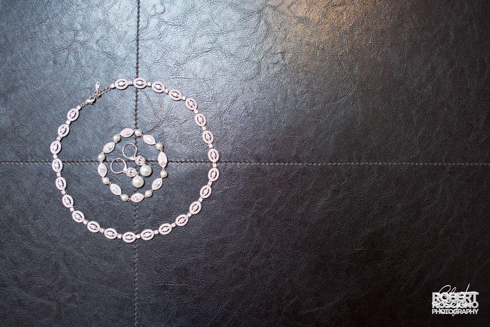 Necklace, bracelet & earings