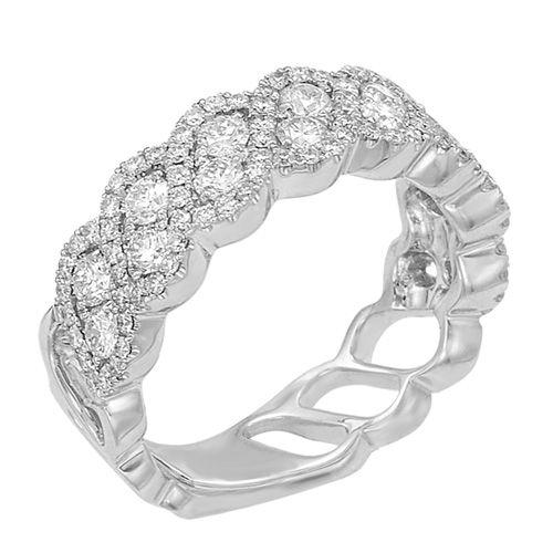Fred Meyer Jewelers 1 13 ct tw Diamond Anniversary Ring