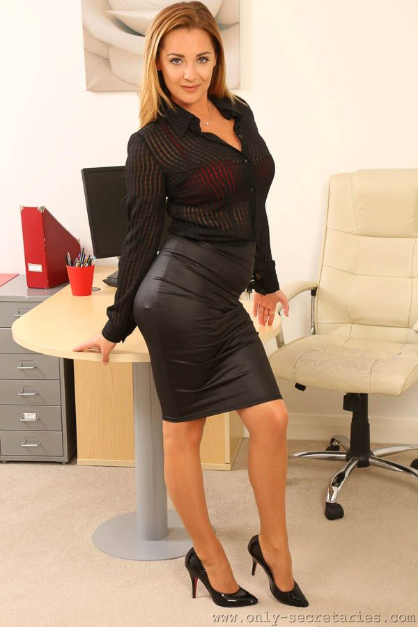 Hot sexy office milf cougars