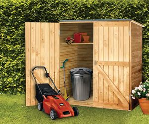 Outdoor Wood Storage Shed   Diamond Resource In Goffstown NH