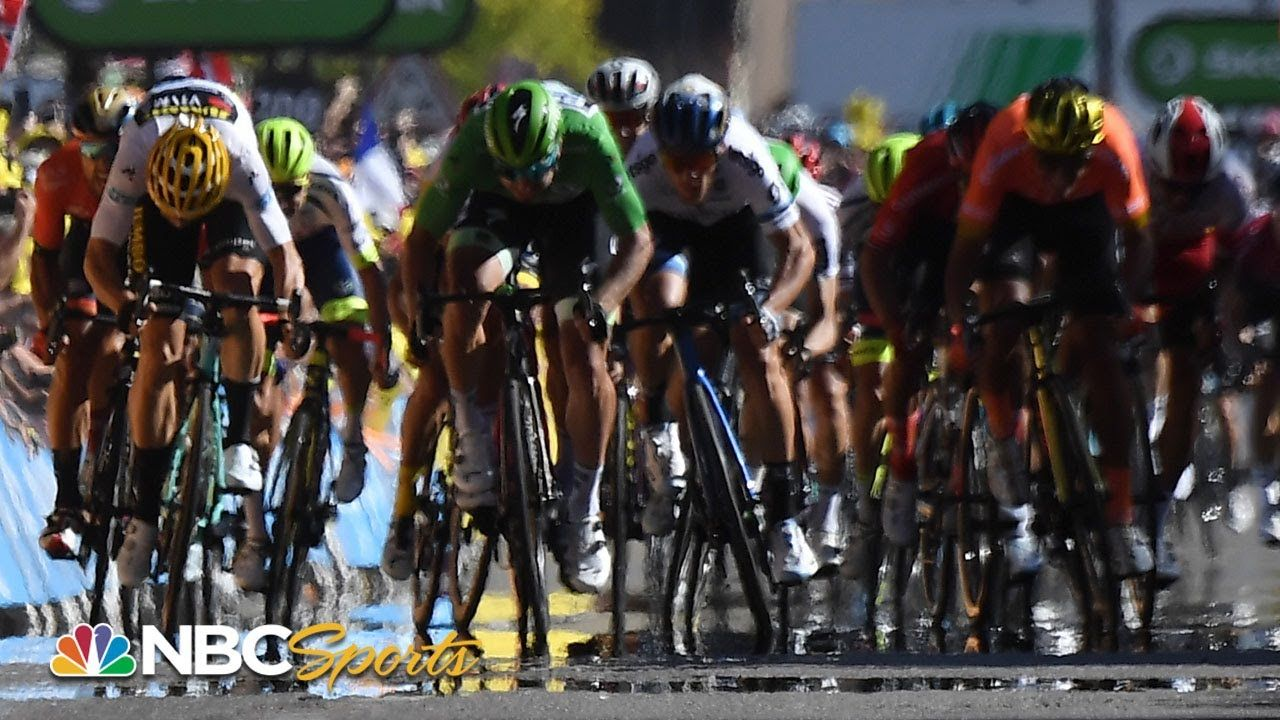 Tour de France 2019 Stage 5 EXTENDED HIGHLIGHTS NBC