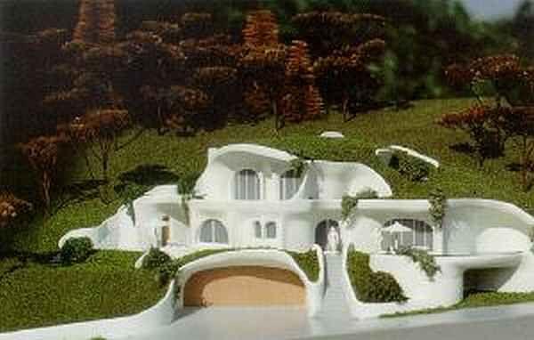 Sandbag Homes Alternative Architecture Designs Earthship Earth Homes Architecture