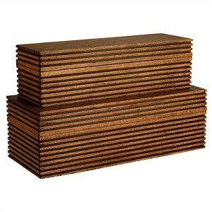 Trinity Wooden Boxes