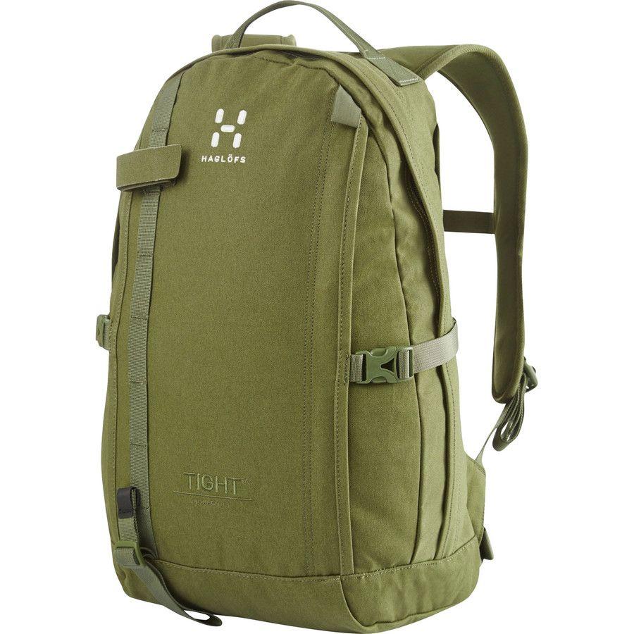 Haglofs Tight Rugged 13in Laptop Backpack Mochilas