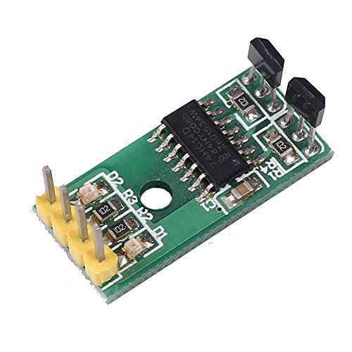 Icstation 2 Channel A3144 Hall Effect Sensor Switch Magnetic