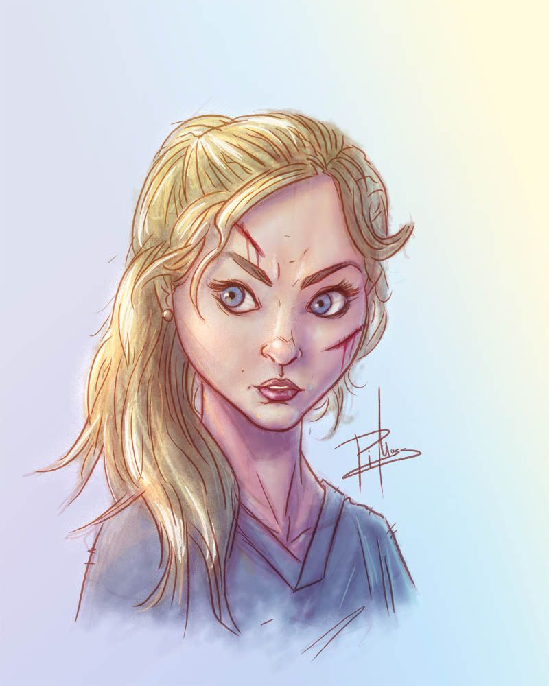 The Walking Dead ~ Beth Greene