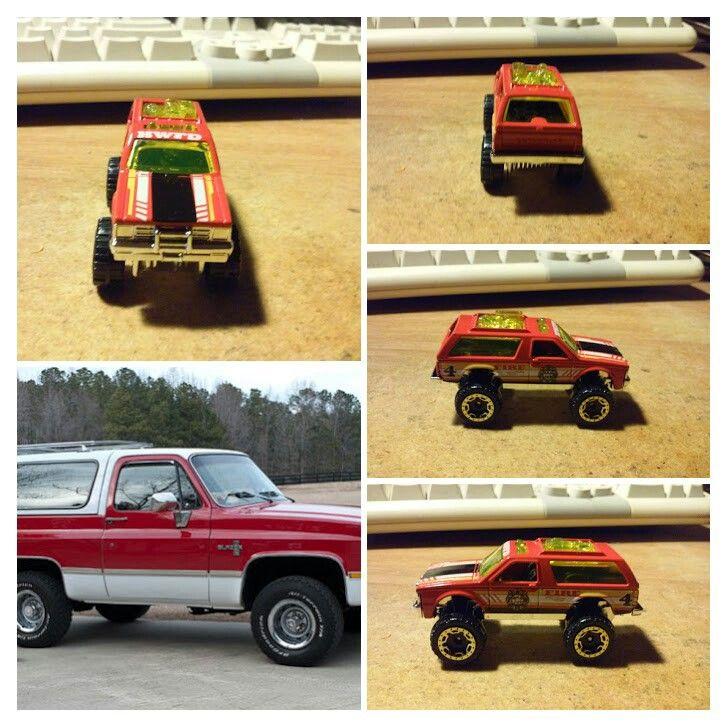 1984 Chevrolet Blazer 4x4