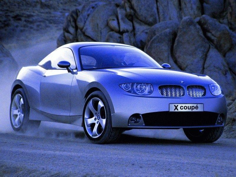 BMW X-Coupe Concept   BMW/Alpina(Buchloe)/Isetta   Pinterest   BMW