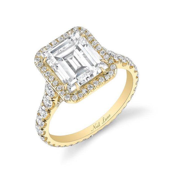 neil style bdgs 00165a 3 5 carat emerald cut