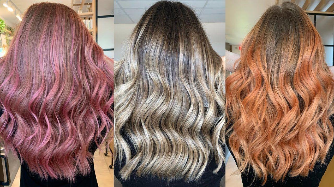 أجمل ألوان صبغات شعر 2021 شوفي الفرق بنفسك Hair Styles Long Hair Styles Hair