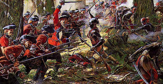 The French and Indian War was also known as the Seven Years' War ...