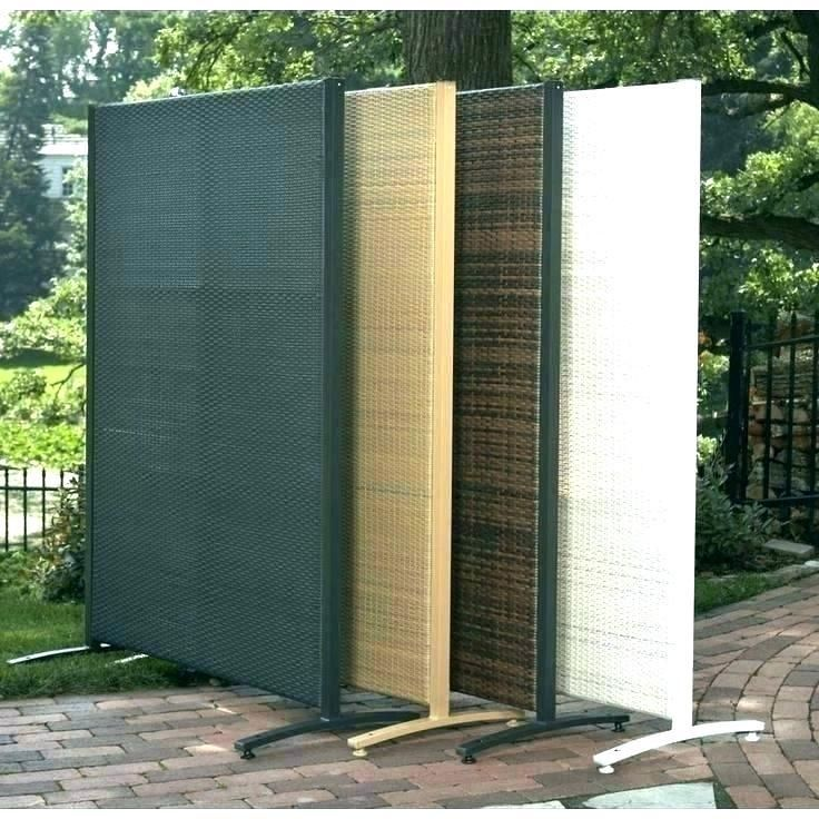85 Free Standing Outdoor Privacy Screens In 2020 Outdoor Privacy Screen Panels Privacy Screen Outdoor Resin Outdoor Privacy Screen