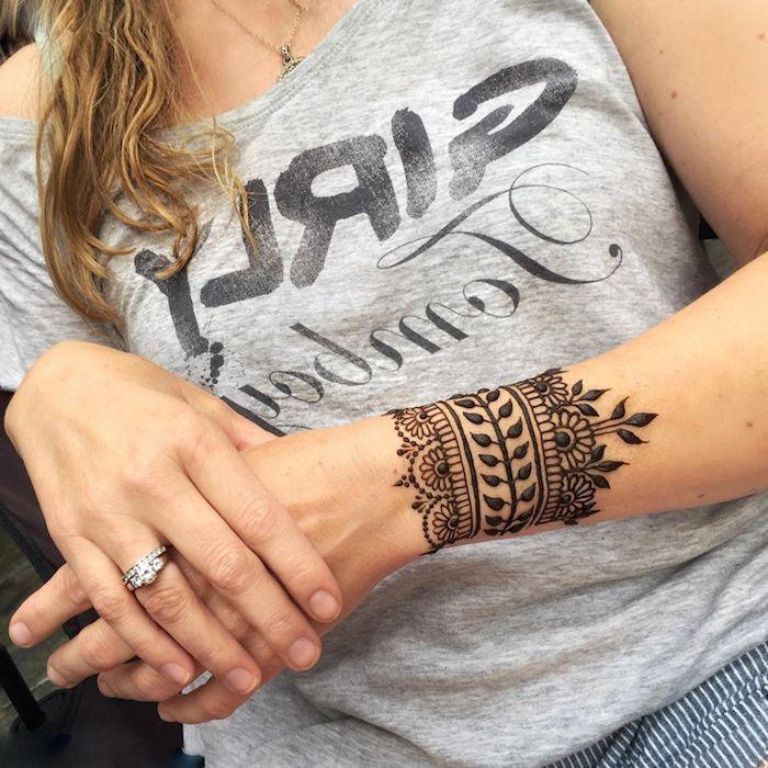 ▷ 1001 + ideas para Mehndi: el hermoso arte del tatuaje de henna indio - Welcome to Blog