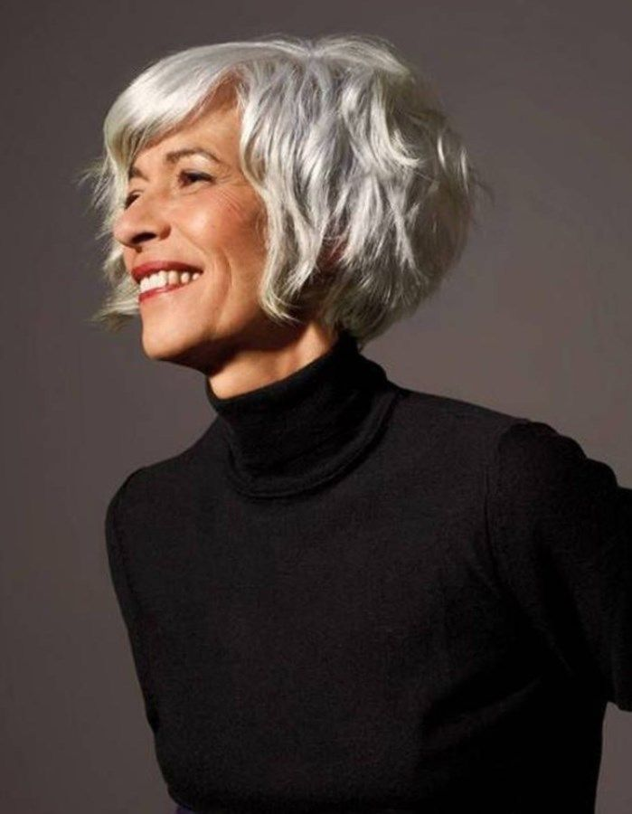 Modele coiffure courte dégradée 2019 - Coiffure à la mode | Cheveux ondulÉs, Modele coiffure ...