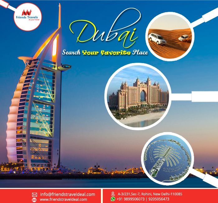 Christmas Travel Package Deals: Book Customized Dubai Holiday And Honeymoon Packages